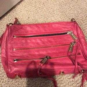 Pink Rebecca Minkoff purse !!